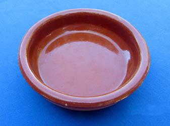 Cazuela Barro 12cm